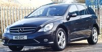2009 MERCEDES-BENZ R CLASS 3.0 R320 CDI SPORT 5d AUTO 222 BHP £6650.00
