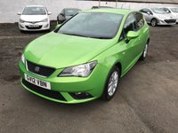 USED 2012 12 SEAT IBIZA 1.4 SE 5d 85 BHP Full Main Dealer Service History-1 Former Keeper-Low Mileage