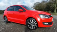 2014 VOLKSWAGEN POLO 1.2 MATCH EDITION 5d 59 BHP £5750.00