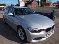 2014 BMW 3 SERIES 2.0 318D SE TOURING 5d 141 BHP £12995.00