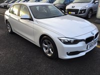 USED 2013 13 BMW 3 SERIES 2.0 320D EFFICIENTDYNAMICS 4d 161 BHP PRICE INCLUDES A 6 MONTH AA WARRANTY DEALER CARE EXTENDED GUARANTEE, 1 YEARS MOT AND A OIL & FILTERS SERVICE. 6 MONTHS FREE BREAKDOWN COVER.
