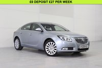 USED 2009 09 VAUXHALL INSIGNIA 2.0 ELITE NAV CDTI 5d 160 BHP GREAT SPECT | JUST SERVICED