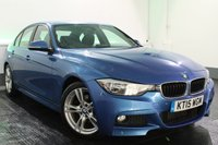 2015 BMW 3 SERIES 3.0 330D M SPORT 4d AUTO 255 BHP £16500.00