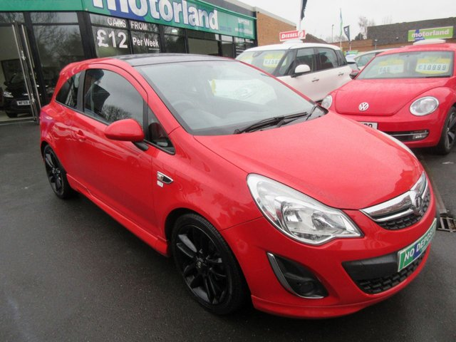 USED 2011 11 VAUXHALL CORSA 1.2 LIMITED EDITION 3d 83 BHP JUST ARRIVED TEST DRIVE TODAY..FINANCE AVAILABLE