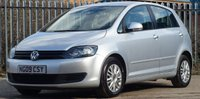 2009 VOLKSWAGEN GOLF PLUS 2.0 TDI S 5dr £3000.00