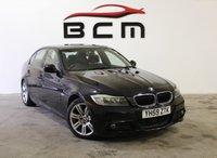 2009 BMW 3 SERIES 2.0 318D M SPORT 4d 141 BHP £5885.00