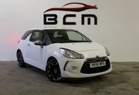 2010 CITROEN DS3 1.6 HDI BLACK AND WHITE 3d 90 BHP £3985.00