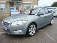 USED 2009 59 FORD MONDEO 2.0 TDCI 140 BHP TITANIUM 5DR  6 X SERVICE STAMPS WITH CAMBELT DONE !