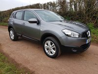 USED 2011 11 NISSAN QASHQAI 1.6 ACENTA 5d 117 BHP **2 OWNERS**SUPERB DRIVE**GREAT HISTORY**