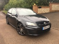 USED 2014 14 VOLKSWAGEN GOLF 2.0 GTD 5d 181 BHP PLEASE CALL TO VIEW