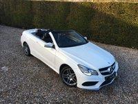 2014 MERCEDES-BENZ E CLASS 2.1 E250 CDI AMG SPORT 2d AUTO 204 BHP £19995.00