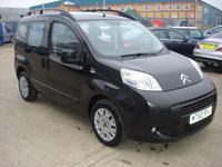 USED 2010 60 CITROEN NEMO 1.2 MULTISPACE HDI S/S 5d 74 BHP £30 Road Tax | MOT | Service | Warranty | Finance