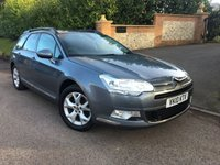 USED 2010 10 CITROEN C5 2.0 VTR PLUS HDI NAV 5d 160 BHP PLEASE CALL TO VIEW