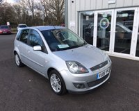 USED 2008 08 FORD FIESTA 1.4 TDCI GHIA (70ps) THIS VEHICLE IS AT SITE 1 - TO VIEW CALL US ON 01903 892224