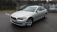 USED 2010 60 BMW 5 SERIES 3.0 525D SE 4d 202 BHP IMMACULATE CONDITION