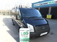 2012 FORD TRANSIT 2.2 280 EX COUNCIL FSH 100BHP CHOICE OF 2  £7495.00
