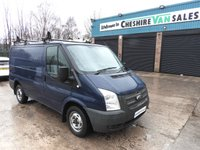 2012 FORD TRANSIT 2.2 280 LR 100BHP EX COUNCIL LOW MILES CHOICE OPEN 7 DAYS  £7495.00