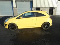USED 2011 61 VAUXHALL CORSA 1.2 LIMITED EDITION 3d 83 BHP