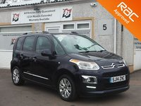 USED 2014 14 CITROEN C3 PICASSO 1.6 PICASSO EXCLUSIVE HDI 5d 91 BHP 1 Owner ,Panaoramic roof ,Alloys , Cruise control ,