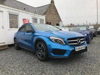 USED 2014 14 MERCEDES-BENZ GLA-CLASS GLA220 AMG Line 4 Matic Premium Plus 2.1 CDI Auto 5dr ( 170 bhp ) One Owner From New