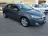 USED 2010 59 VAUXHALL ASTRA 1.6 SRI 5d 113 BHP **SUPERB DRIVE**GREAT HISTORY**1 OWNER**