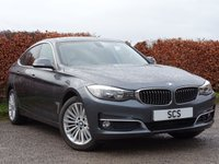 USED 2014 14 BMW 3 SERIES 2.0 320D LUXURY GRAN TURISMO 5d AUTOMATIC * ONE OWNER FROM NEW *