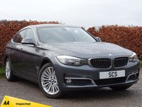 USED 2014 14 BMW 3 SERIES 2.0 320D LUXURY GRAN TURISMO 5d AUTOMATIC * ONE OWNER FROM NEW *128 POINT AA INSPECTED *