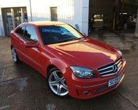 2009 MERCEDES-BENZ CLC CLASS 1.8 CLC180 KOMPRESSOR SPORT 3d AUTO 143 BHP £6795.00