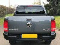 USED 2017 67 VOLKSWAGEN AMAROK 3.0 DC V6 TDI HIGHLINE 4MOTION 1d AUTO 222 BHP