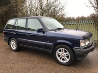 USED 2001 51 LAND ROVER RANGE ROVER 4.0 HSE 5d 182 BHP P38 Facelift Model