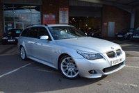 2008 BMW 5 SERIES 3.0 525D M SPORT TOURING 5d 195 BHP £4975.00
