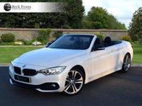 USED 2014 64 BMW 4 SERIES 2.0 428I SPORT 2d AUTO 242 BHP 19 WHEELS SATELITE NAVIGATION