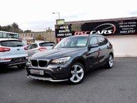 2014 BMW X1 2.0 SDRIVE18D SE 5d AUTO 141 BHP £SOLD