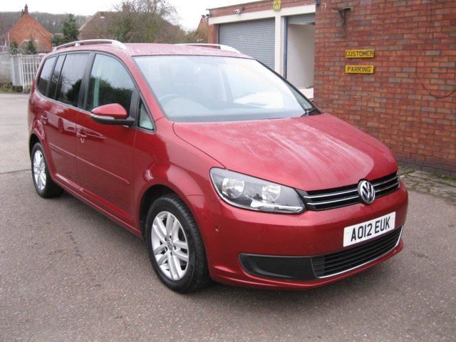 View our VOLKSWAGEN TOURAN