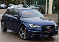 USED 2013 13 AUDI A1 2.0 SPORTBACK TDI S LINE BLACK EDITION 5d 141 BHP ** PCP FINANCE AVAILABLE **