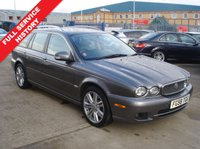 2009 JAGUAR X-TYPE}