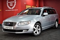 USED 2015 64 VOLVO V70 2.0 D4 BUSINESS EDITION 5d AUTO 178 BHP