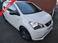 2015 SEAT MII 1.0 MII BY MANGO 5d 74 BHP Sat Nav & Bluetooth Included £5865.00