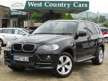 2007 BMW X5 3.0 SE 5d 269 BHP