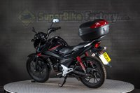USED 2016 16 HONDA CB125 WH-F GOOD BAD CREDIT ACCEPTED, NATIONWIDE DELIVERY,APPLY NOW