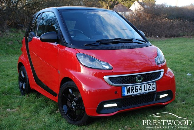2014 64 SMART FORTWO 1.0 GRANDSTYLE [SPECIAL EDITION] MHD AUTO [71 BHP]