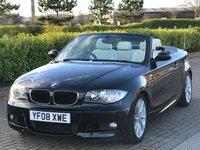 2008 BMW 1 SERIES 2.0 118I M SPORT 2d 141 BHP £5495.00