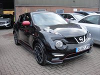USED 2013 62 NISSAN JUKE 1.6 NISMO DIG-T 5d AUTO 200 BHP ANY PART EXCHANGE WELCOME, COUNTRY WIDE DELIVERY ARRANGED, HUGE SPEC