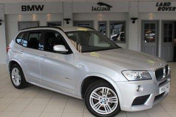 2014 BMW X3}