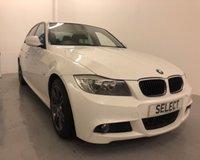 2011 BMW 3 SERIES 2.0 320D M SPORT 4d AUTO 181 BHP £8999.00