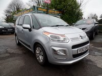 USED 2012 62 CITROEN C3 PICASSO 1.6 PICASSO EXCLUSIVE HDI 5d 115 BHP