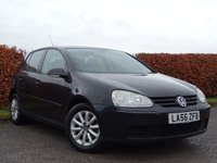 USED 2007 56 VOLKSWAGEN GOLF 1.6 MATCH FSI 5d * GREAT VALUE HATCH BACK * 12 MONTHS AA BREAKDOWN COVER *