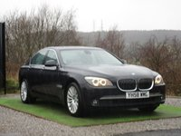 USED 2008 58 BMW 7 SERIES 3.0 730D SE 4d AUTO 242 BHP