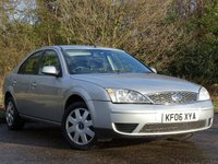 USED 2006 06 FORD MONDEO 1.8 LX 16V 5d 125 BHP JUST BEEN SERVICED, MOT FEB 2019