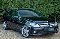 2009 MERCEDES-BENZ C CLASS 3.0 C350 CDI SPORT 5d 222 BHP £8990.00